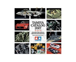 Tamiya Catalogue 2017