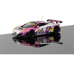 McLaren 12C GT3, Pacific Racing (Anime)