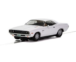 Dodge Challenger 1970, white