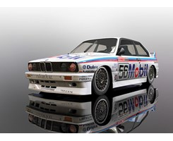 BMW E30 M3 1988 Peter Brock Bathurst #56