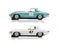 Legends Jaguar E-type 1963 Int.Trophy Twin LMTD