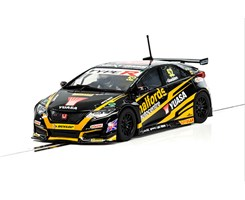 BTCC Honda Civic Type R NGTC 2017 - Gordon Shedden