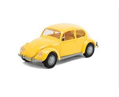 QUICK BUILD VW Beetle - Yellow