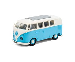 QUICK BUILD VW Camper Van - Blue