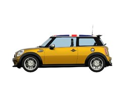 Large Starter Set - MINI Cooper S 1:32