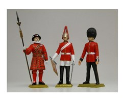 Airfix London Icons Gift Set 1:12