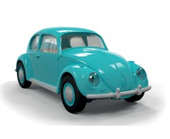 Quick Build  VW Beetle