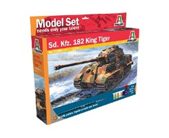 1:72 Sd.Kfz. 182 King Tiger (WWII)
