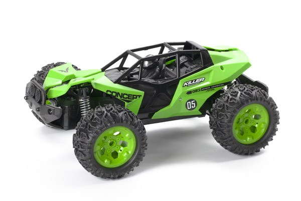 Killer Off-Road 1:12 2,4GHz R/C green RTR