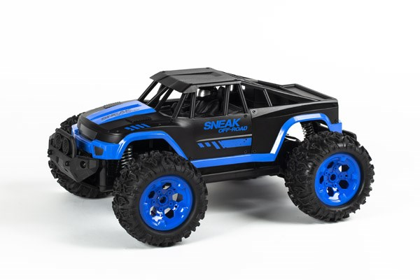 Sneak Off-Road 1:12 2,4GHz R/C blue RTR