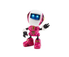 "Funky Bots ""BUBBLE"" (pink)"