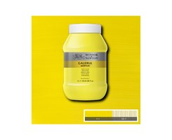 Galeria Acrylic  1L Lemon Yellow 346