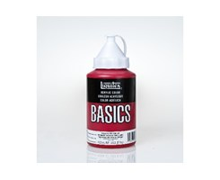 Basics 400Ml Cad Red Deep 311