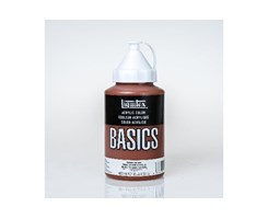 Basics 400Ml Burnt Sienna 127