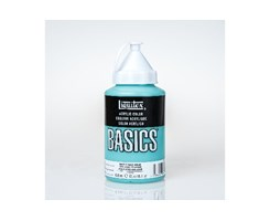 Basics 400Ml Bright Aqua Green 660