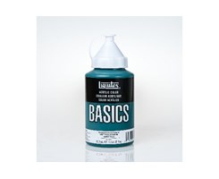 Basics 400Ml Phthalocyanine Green 317