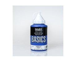 Basics 400Ml Ultramrine Blu 380