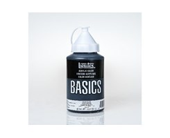 Basics 400Ml Ivory Black 244